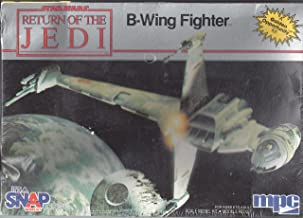 Starwars Return of the Jedi B-Wing Fighter by MPC