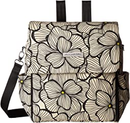 petunia pickle bottom Glazed Boxy Backpack