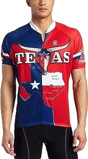 Canari Cyclewear Men's Texas 2 Short Sleeve Cycling Jersey
