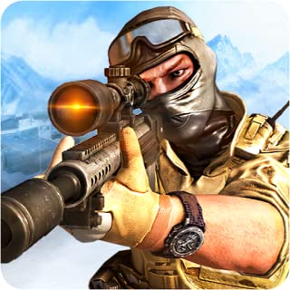 Mountain Sniper Shooting Survival War Combat Counter Attack Mission 2019 - Best FPS Sniper Shooting Game