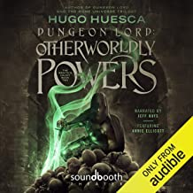 Dungeon Lord: Otherworldly Powers: The Wraith's Haunt, Book 2