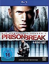 Prison Break - Season 1 [Alemania] [Blu-ray]