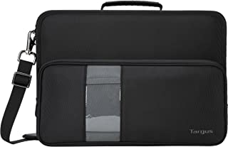 Targus 13.3 and 14 Inches Work-in Zippered Case for Chromebook with Shoulder Strap (TKC002)