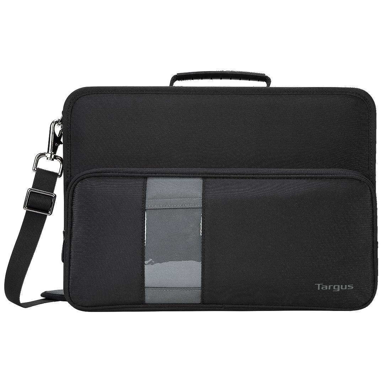 Targus Work-In Case with Shoulder Strap for 13.3-14-Inch Laptops, Black (TKC002)