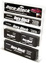 Dura-Block AF44A Black 6-Piece Sanding Block Set