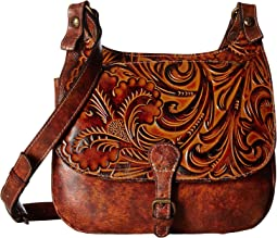 Patricia Nash - London Flap Saddle Bag