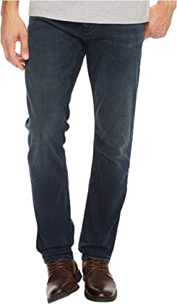 Calvin Klein Jeans - Slim Fit Jeans in Blue Mamba