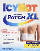 Icy Hot XL Medicated Patches 3 Patches