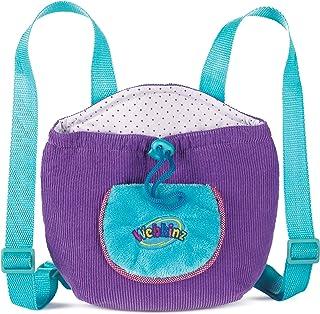 Webkinz Knapsack Purple Pet Carrier