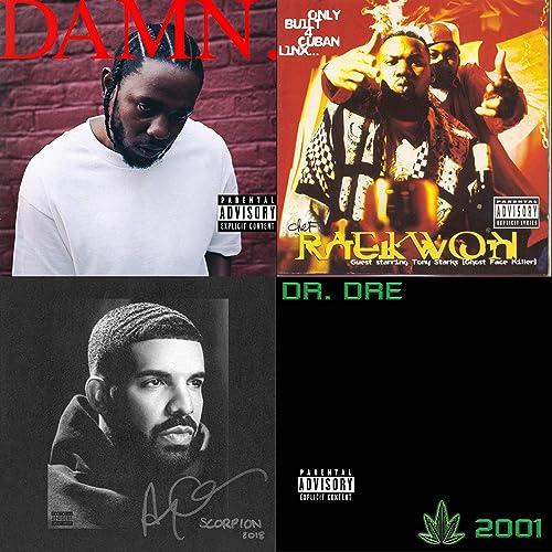 50 hits de Rap & Hip-Hop