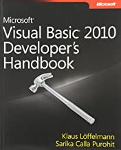 Microsoft Visual Basic 2010 Developer's Handbook (Developer Reference)