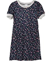 Floral Print Dress (Big Kids)