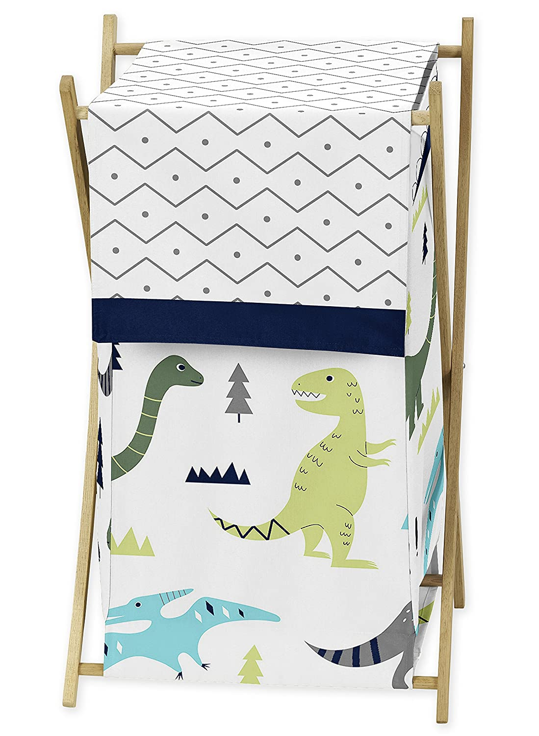 Baby Children Kids Clothes Laundry Hamper Mod Green Ranking TOP18 Blue Branded goods and for