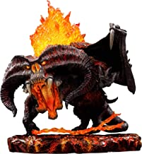 Star Ace Toys The Lord of The Rings: Balrog Defo-Real Deluxe Soft Vinyl Statue