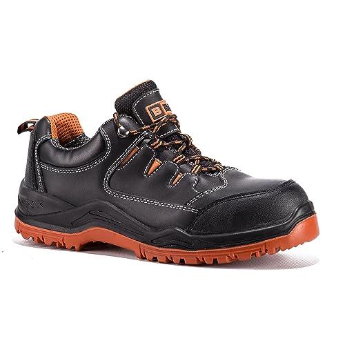 af1aee0e94 Deportivas Impermeables Ligeras con Puntera Composite Entresuela Kevlar y  Seguridad S3 Zapatos para el Trabajo Sujeción