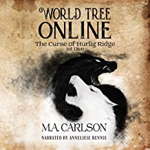 The Curse of Hurlig Ridge: 1st Dive: World Tree Online, Book 1