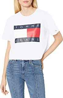 Tommy Jeans Women's Classic Cropped T-Shirt