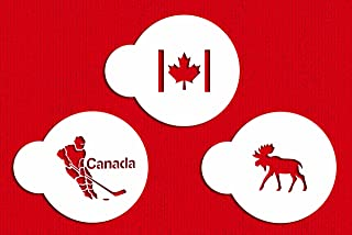 Oh Canada! Stencil Set by Designer Stencils