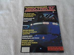 Star Trek IV: The Voyage Home Official Movie Magazine (1986)