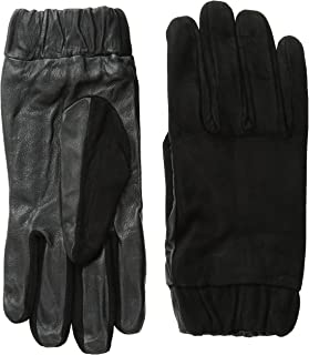 Scotch & Soda Men's Glove in Suede and Leather Quality