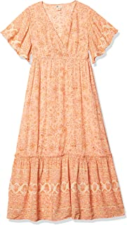 BILLABONG Girls' Sunday Fun Maxi Dress