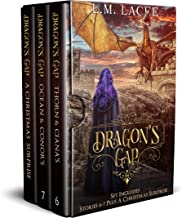 Dragon's Gap: Dragon Shifter Romance Stories 6-7 Plus A Christmas Surprise