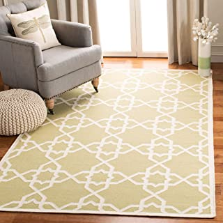 Best dhurries rug in olive and ivory Reviews