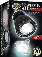 Zoo Med PowerSun H.I.D Metal Halide UVB Lamp & Lamp Fixture