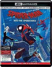 Spider-Man: Into the Spider-Verse (4K UHD + Blu-ray 3D + Blu-ray + Blu-ray Bonus Disc)