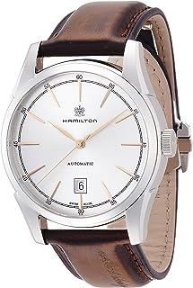 Hamilton - H42415551 American Classic Spirit of Liberty Reloj analógico automático Suizo marrón