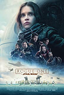 Rogue One: A Star Wars Story Poster Limited Print Photo Felicity Jones Size 27x40 #4