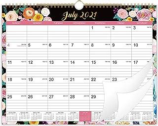 2021-2022 Wall Calendar - 2021-2022 Yearly Wall Calendar, 14.7 x 11.5 Inch, 18 Months Calendar, Jul. 2021- Dec. 2022, Rule...