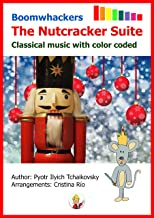 Boomwhackers The Nutcracker Suite: Classical music with color coded
