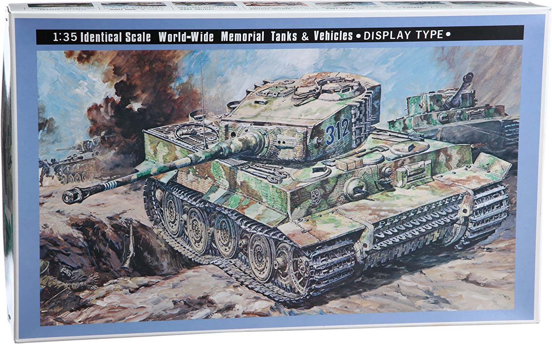 1 35 Tiger display type 1 (japan import)