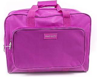 comprar comparacion Hobby Gift - Bolsa de transporte para máquina de coser, Rosa, 20 x 47 x 34cm