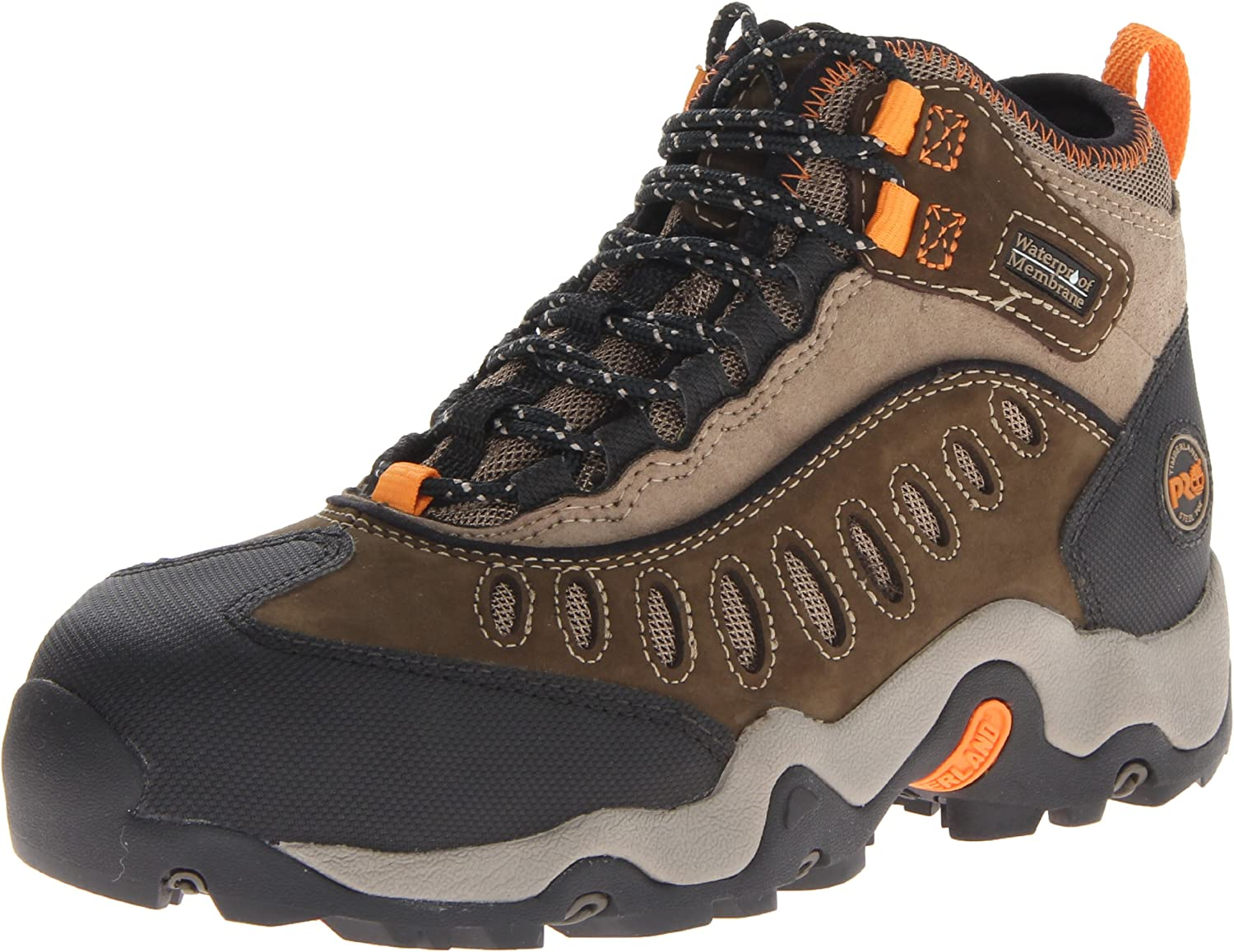 Timberland PRO Limited time cheap sale Men's Mudslinger Mid Sales Lace-Up S Waterproof Fashion