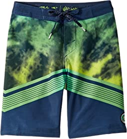O'Neill Kids Hyperfreak Imagine Boardshorts (Big Kids)