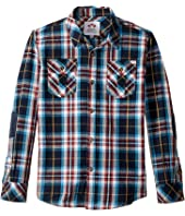 Appaman Kids - Super Soft Flannel Shirt (Toddler/Little Kids/Big Kids)