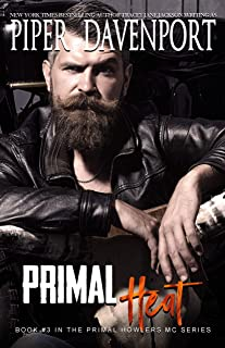 Primal Heat (Primal Howlers MC Book 3)