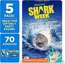 shark week bandages