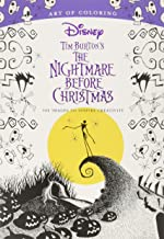 Download Art of Coloring: Tim Burton's The Nightmare Before Christmas: 100 Images to Inspire Creativity PDF