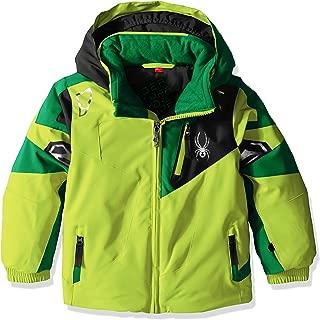 Spyder Boys Mini Leader Jacket