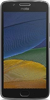 Motorola Moto G5 16GB with 2 GB RAM Factory Unlocked Smartphone - Lunar Grey