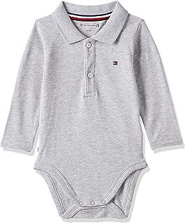 Tommy Hilfiger Baby Boys Body Clothing Gift Box, Grey (Grey Heather 004), 62
