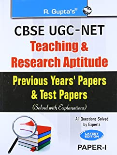 research aptitude for ugc net