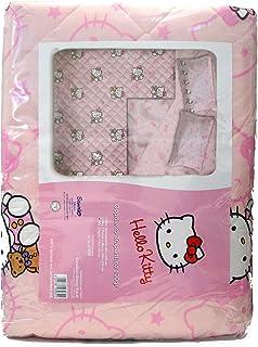 Copriletto Singolo Hello Kitty.Amazon It Hello Kitty Trapunta Hello Kitty