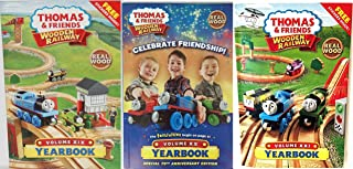 2014 2015 2016 Collectors Yearbook - Thomas Wooden Railway Train Tank Engine - Brand New