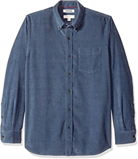Goodthreads Men's Slim-Fit Long-Sleeve Corduroy Shirt