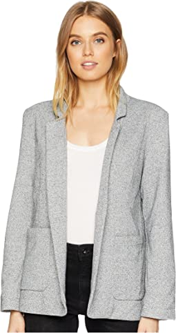 Sweatshirt Blazer in Hipster Chic
