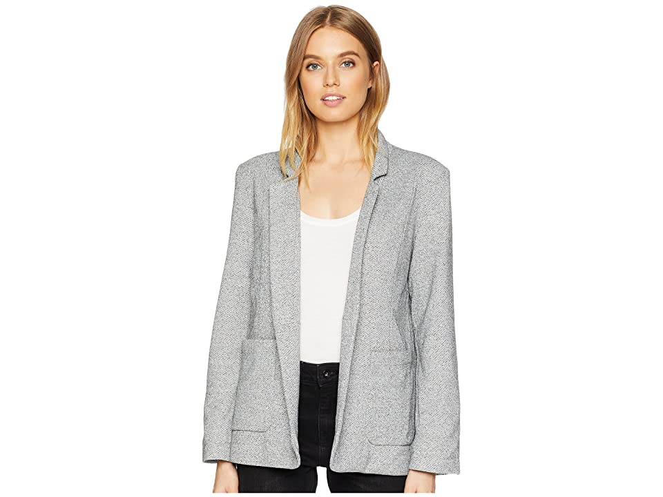 Blank NYC Sweatshirt Blazer in Hipster Chic (Hipster Chic) Women